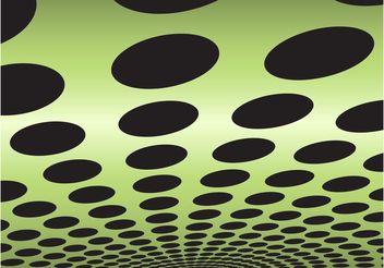 Circular Burst Pattern - Free vector #155211