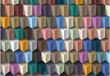 3D Illusion - Kostenloses vector #155221