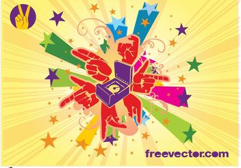 Free Music Vector - Free vector #155581