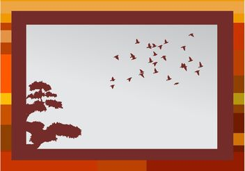 Vector Autumn Background - Free vector #157721