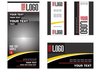 Poster Templates - Free vector #158781