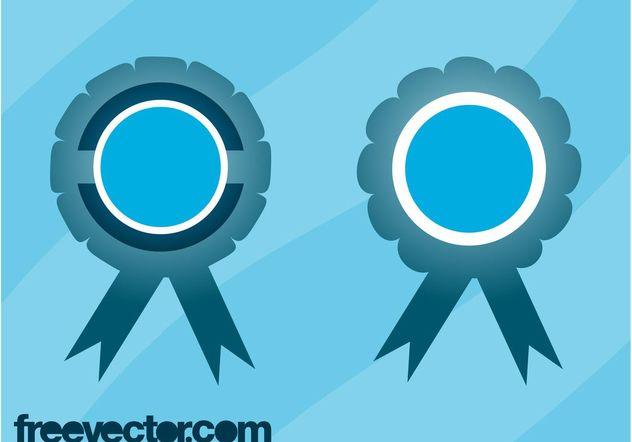 Vector Medals - бесплатный vector #159061