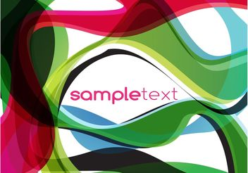 Shapes Layout - vector #159251 gratis