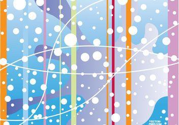 Fresh Circles Graphics - Free vector #159321