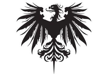 Eagle Vector - vector #160301 gratis