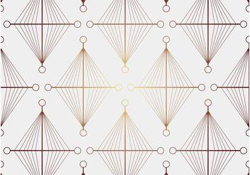 Elegant Pattern - Free vector #160931