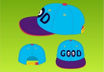 Good Hat - Free vector #161171