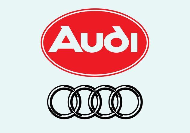 Audi Logo - Free vector #161501