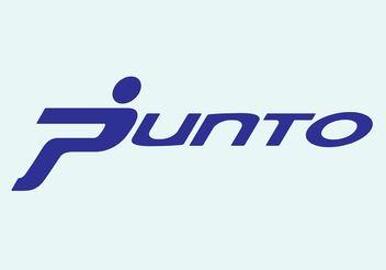 Fiat Punto Logo - Free vector #161571