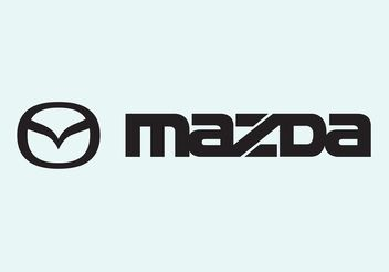 Mazda - Kostenloses vector #161581