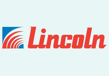 Lincoln Vector Logo - бесплатный vector #161601