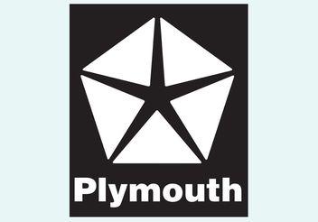 Plymouth Logo - Kostenloses vector #161611