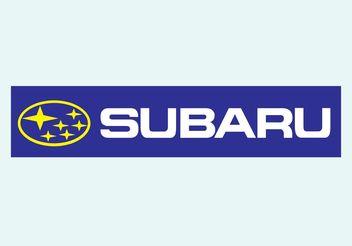 Subaru Vector Logo - бесплатный vector #161641