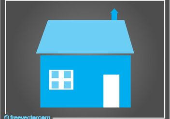 Stylized House Graphics - Free vector #161881