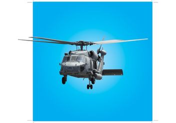 Army Helicopter - Free vector #162401