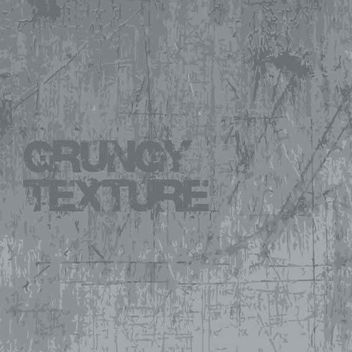 Grungy Scratched Wall Texture - Free vector #162671