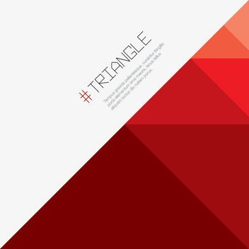 Classy Splitting Triangle Business Background - Free vector #163081