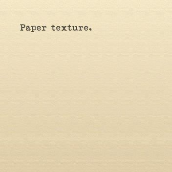 Realistic Retro Paper Texture - Free vector #163131
