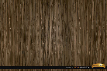 Natural wood pattern background - Free vector #164091