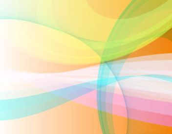 Colorful Abstract Background with Blended Spiral Lines - Free vector #167091