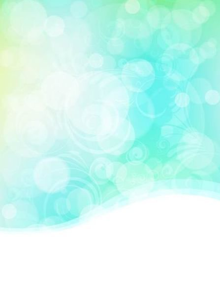 Fresh Bokeh Bubbles Background - Kostenloses vector #167161