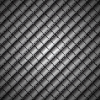 Dark Geometric Metal Background - vector #167641 gratis