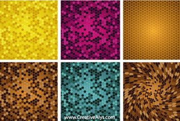 Creative Texture and Background Pack - Free vector #167651