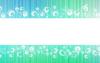 Ornamented frame - Free vector #168811