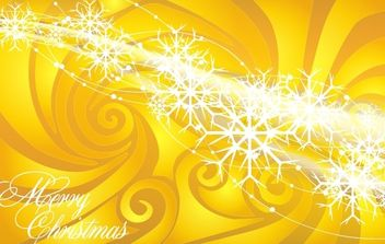 MERRY CHRISTMAS & NEW YEAR 221 - Free vector #169521