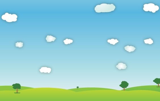 Bright Outdoor Spring Landscape - Free vector #170171