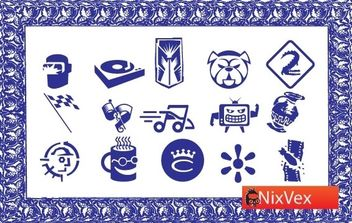 NixVex Free Vector Mix One - Free vector #172631