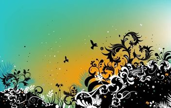 Nature - vector #172851 gratis