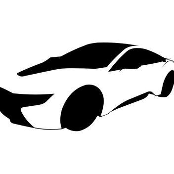BMW i8 - vector gratuit #173351