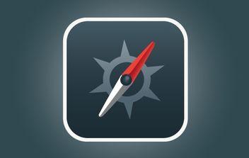 Safari Icon - Free vector #174031