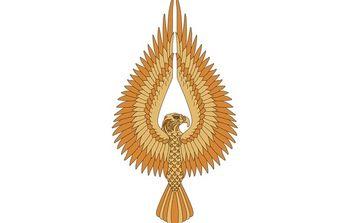 Eagle vector design - Free vector #174571