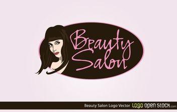 Beauty Salon Logo - Free vector #174751