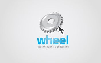 Web Marketing Logo 04 - Free vector #174981