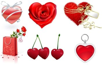 Valentines Day 08 - vector gratuit #176401