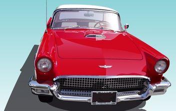 Classic Thunderbird - vector #177271 gratis