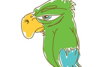 Parrot - Free vector #177961