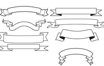 Generic Vector Banners - Free vector #177991