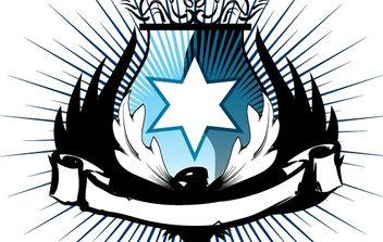 Lord Phoenix Heraldry Vector - бесплатный vector #178981