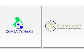 Logo design template collection - Free vector #179081