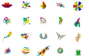 Colorful - vector #179351 gratis