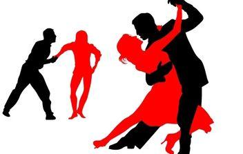 Free Dancing Vectors - Free vector #182441