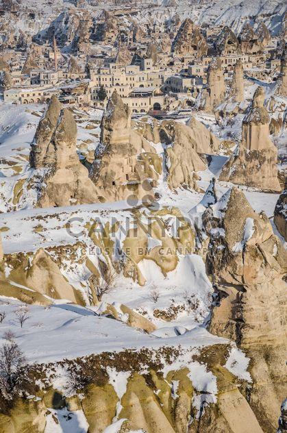 Каппадокия зимой, Турция - бесплатный image #183031