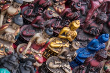buddha figurines - image #183061 gratis