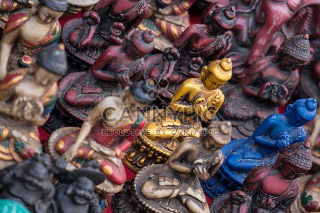figurines de Bouddha - image gratuit #183061
