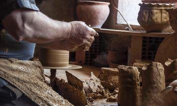 Handmade pottery - Free image #183121