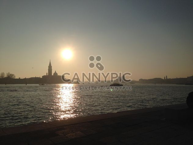 Sunset in Venice - Free image #183351